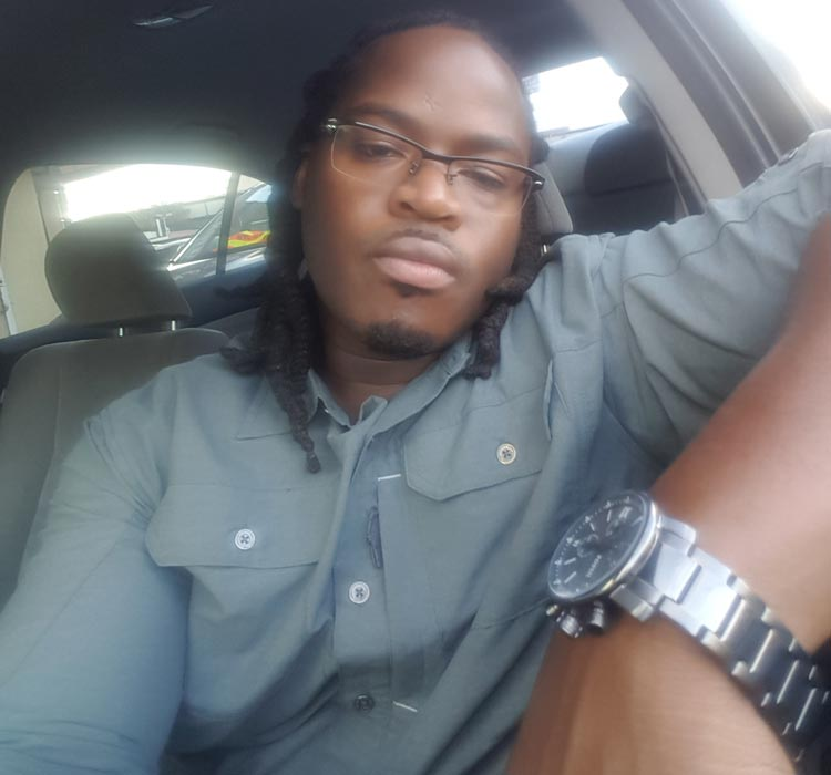 Eric Antwi Loves Fossil Watches
